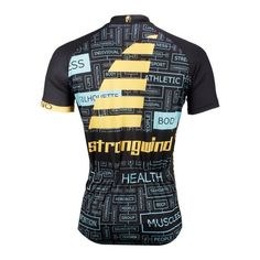 54.23$  Buy now - http://aliygn.shopchina.info/1/go.php?t=32800304064 - Hot cycling jerseysO Cycling Jersey Top Men Bicycle New Style hot Black Outdoor Sportswear 17 Bike Cycling Clothing CC7094 54.23$ #buymethat