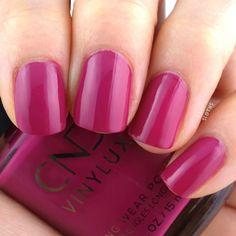 Ultraviolet Cnd Colours, Nail Polish Colors, Ultra Violet, Swatch, Nail Designs, Nail Art, Nails, Summer, Skin Care