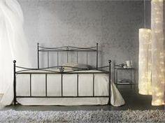 HELENE letto in ferro battuto di Ingenia Casa #letto #ferro #battuto ...