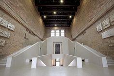 David Chipperfield / museum in Berlin