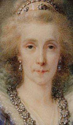 Maria Louisa  Empress of Austria ca 1790