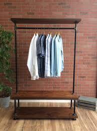 Resultado de imagen para industrial clothing rack