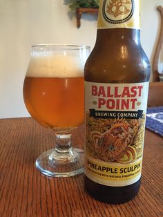 88  very good -  70 IBU   7% ABV   Pineapple Sculpin | Ballast Point Brewing Co  http://www.beeradvocate.com/beer/profile/199/178740/
