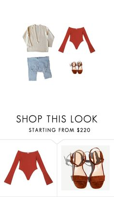 """""""Untitled #690"""" by joqaile ❤ liked on Polyvore featuring Maison Margiela, Alix and Maryam Nassir Zadeh"""