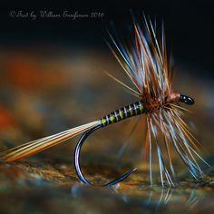 By William Ensiferum Fly Fishing Gifts, Fishing Knots, Best Fishing, Trout Fishing, Fishing Tips, Fishing Lures, Best Trout Flies, Fishing Basics, Fly Tying Patterns