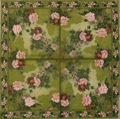 Купить cалфетка для декупажа цветы рококо декупажная салфетка - салфеткадлядекупажа, салфеткадекупажная, травяной, цветочный орнамент