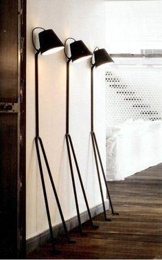 vloerlamp Manana door Marie-Louise Gustafsson LAMPTWIST
