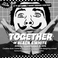 Join our Tee and Tote Designing Contest!