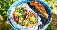se - Part 4 Lchf, Cobb Salad, Grilling, Chicken, Ethnic Recipes, Food, Corner, Crickets, Essen