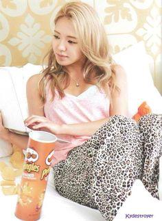Snsd Girls' Generation ❤️ Hyoyeon