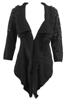 Sunset Escapade- Warm and Sassy Fall Cardigan Sweater Berek. $223.99