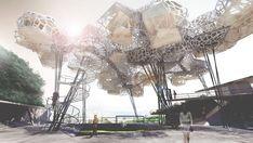 """""""Favela Cloud"""": Nuevas Posiblidades Espaciales y Sociales en Rio de Janeiro favela-1 – Plataforma Arquitectura"""