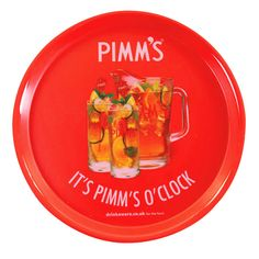 Pimm's Waiter Tray | Pimms Bar Tray Branded Pimms Tray - Buy at drinkstuff