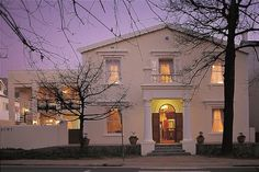 Eendracht Hotel - Immerse yourself in true South African hospitality and comfort.  Situated in historic Dorp Street, in the core of the oldest part of Stellenbosch, this village hotel is within walking distance of more ... #weekendgetaways #stellenbosch #southafrica