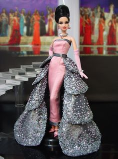 Miss England Barbie Doll 2015