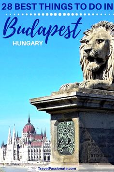 28 best things to do in Budapest, Hungary. How to spend 3 days in Budapest. My Budapest itinerary, Click through to read more.