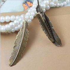 Women lady Fashion Hairpins retro vintage Hairpins Hair Clips pins bronze Barrettes