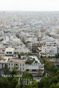 Tipps für ein verlängertes Wochenende in Athen – Restaurants, Märkte, Stadtviertel und Cafés