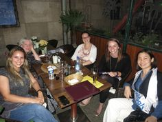 Global Gals bond over a few drinks in Berlin. Check out a Global Gal event near you!