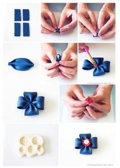 Making a bow