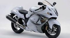 Suzuki Hayabusa entre as motos mais rapidas do mundo