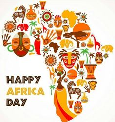 The Road To Celebrating Africa Day - Pretoria Von Dav - African Food Organization Of African Unity, Africa Day, Freedom Day, African Union, Homemade Instruments, Music Wall, Pretoria, Toddler Crafts, Change The World