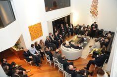 Conib homenageia o ministro Luís Roberto Barroso, do Supremo Tribunal Federal