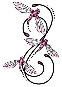 Pink and Black Temporary Tattoo Set Tattoos For Women Flowers, Foot Tattoos For Women, Back Tattoo Women, Tribal Tattoos, Body Art Tattoos, Spine Tattoos, Abdomen Tattoo, Nautical Tattoos, Triangle Tattoos