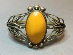Bracelets Generous Vintage Ethnic Jewlery Handmade Adjustable Cuff Pines-4-22