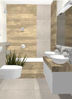 Wooden design bathroom Design Bathroom, Bathroom Lighting, Bathrooms, Mirror, Furniture, Home Decor, Bathroom Light Fittings, Bathroom Vanity Lighting, Decoration Home