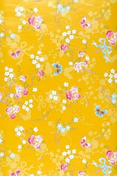 Benina - wallpaper - so cheerful! Flowery Wallpaper, Plain Wallpaper, Cool Wallpaper, Mobile Wallpaper, Wallpaper Backgrounds, Phone Backgrounds, Wallpaper Samples, Pattern Wallpaper, Cool Ideas