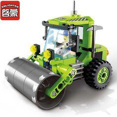 $5.39 (Buy here: https://alitems.com/g/1e8d114494ebda23ff8b16525dc3e8/?i=5&ulp=https%3A%2F%2Fwww.aliexpress.com%2Fitem%2FENLIGHTEN-City-Series-Road-Roller-Building-Blocks-Compatible-with-Legoe-City-Construction-Blocks-Toy-for-Children%2F32719610896.html ) ENLIGHTEN City Series Road Roller Building Blocks Compatible with Legoe City Construction Blocks Toy for Children Boys Gift 1104 for just $5.39