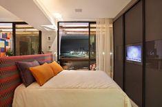 Apartamento do Casal de Artistas Carioca - Ana Lucia Martins e Denis de Freitas