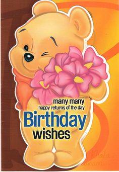 Cute Teddy Bear Happy Birthday Friend, Happy Birthday Friends Forever Wishes.  Cute, Teddy, Bear, Happy, Birthday, Friend, Lovely Teddy Wish A Happy  Birthday ...