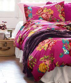 Floral Duvet Set