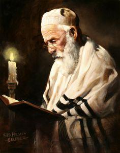 Fred Fredden Goldberg - (1889 – 1973)  Talmudic Scholar
