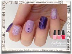 purple mix n' match