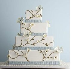 Dogwoods and Seersucker on the cake?! YES PLEASE!