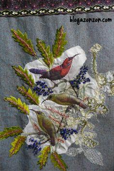 oiseau de Françoise
