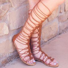 Antigone Gladiator Sandals #Fashion #style #cute #gladiator #sandals #trendy #Spring #ShopPriceless