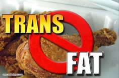 Trans fat is got when vegetable oil-based merchandise are solidified by hydrogenation.