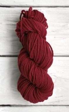 O Wool: Pomegranate