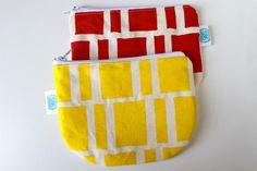 Sew & Such: New round pouches in the Hello Pretty store.