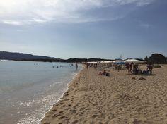 Beautiful Beach in Sardegna