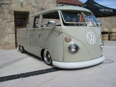 VW Double Cab.