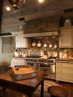 Very nice kitchen.