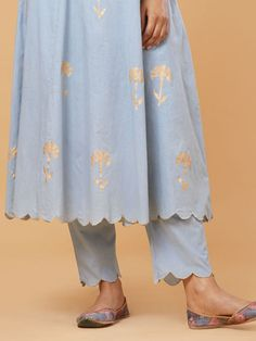 Women S Fashion Quick Delivery Salwar Suit Neck Designs, Kurta Neck Design, Kurta Designs Women, Salwar Designs, Neck Designs For Suits, Blouse Designs, Dress Designs, Salwar Pants, Salwar Kameez
