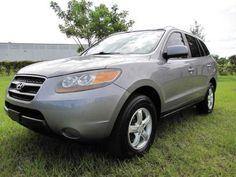 2007 Hyundai Santa Fe $7,488