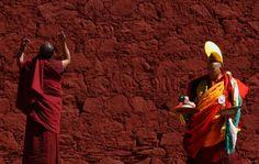 Tibet hat mehrere traditionelle Volksfeste in dem grossen tibetischen Kulturraum zu feiern.