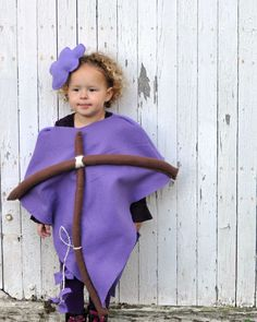 Halloween Idea - Kite Costume by Curly BIrds